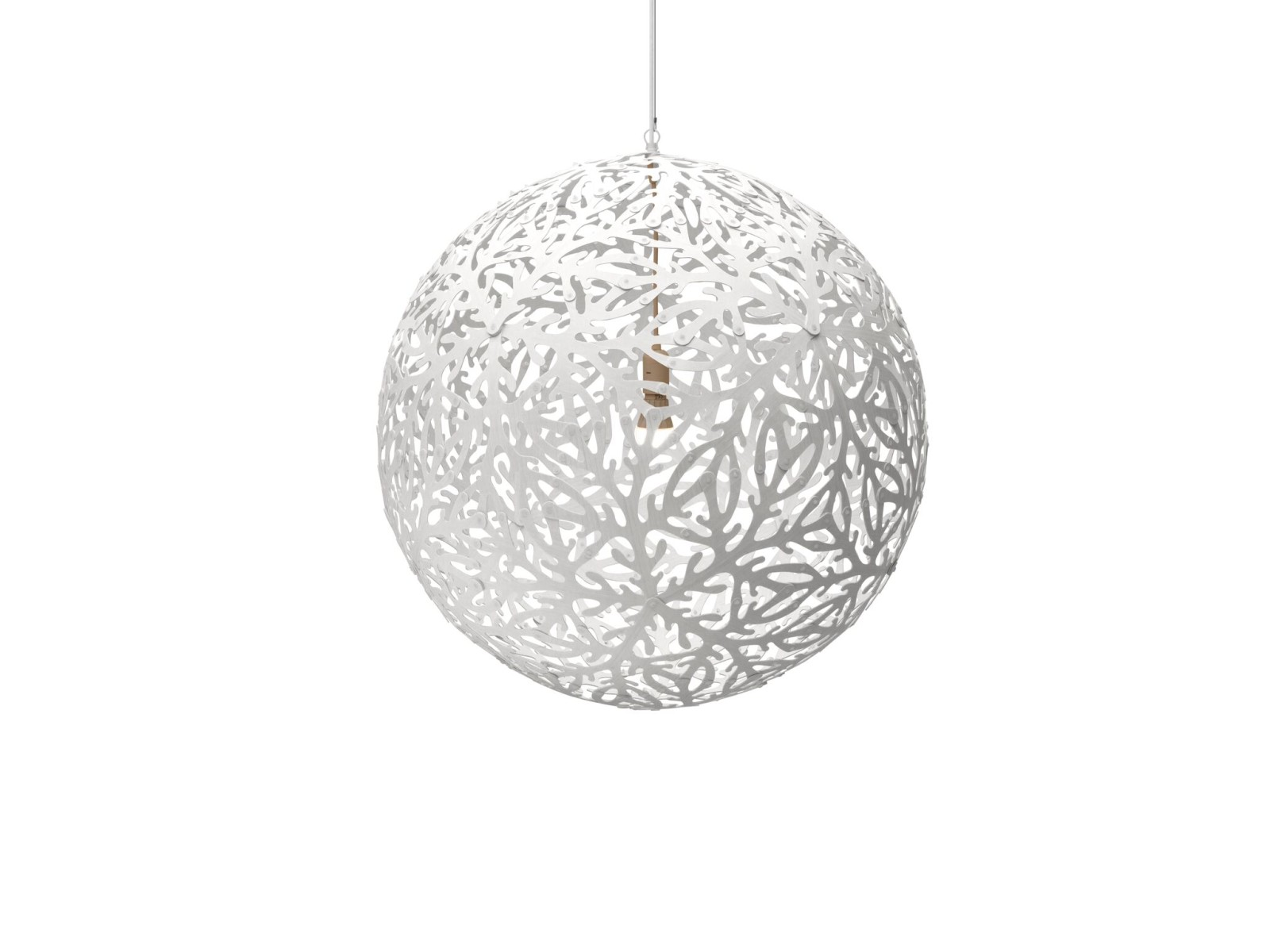 Sola Pendant Light White, Medium