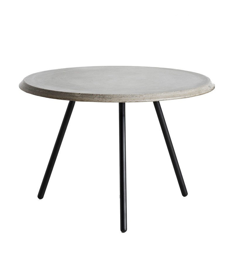 Soround coffee table High, concrete