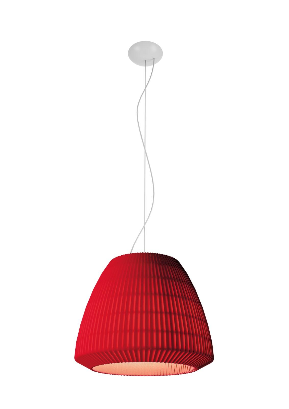 SP BEL 045 Pendant Light Red