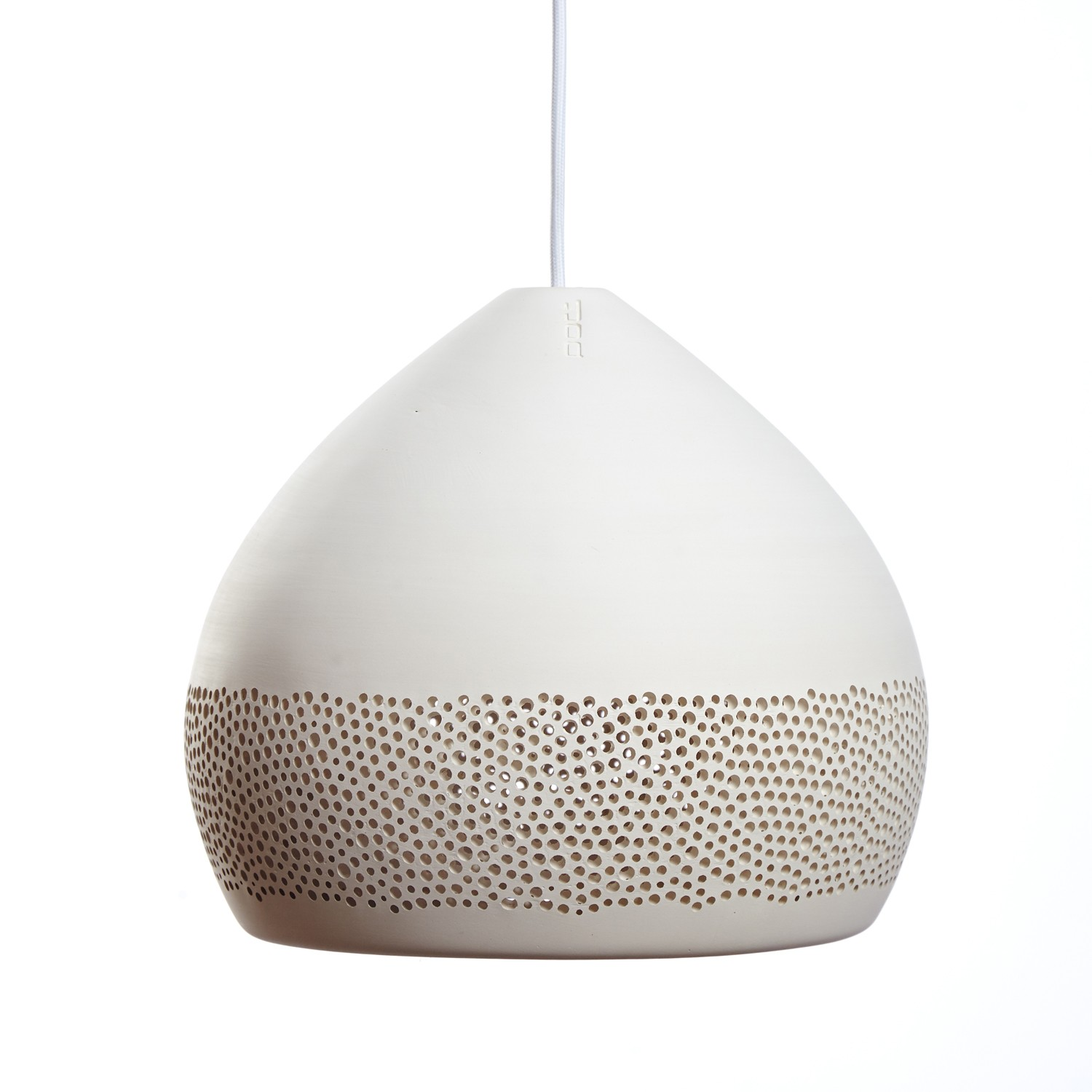 SpongeOh! Pendant Light White, 30 cm