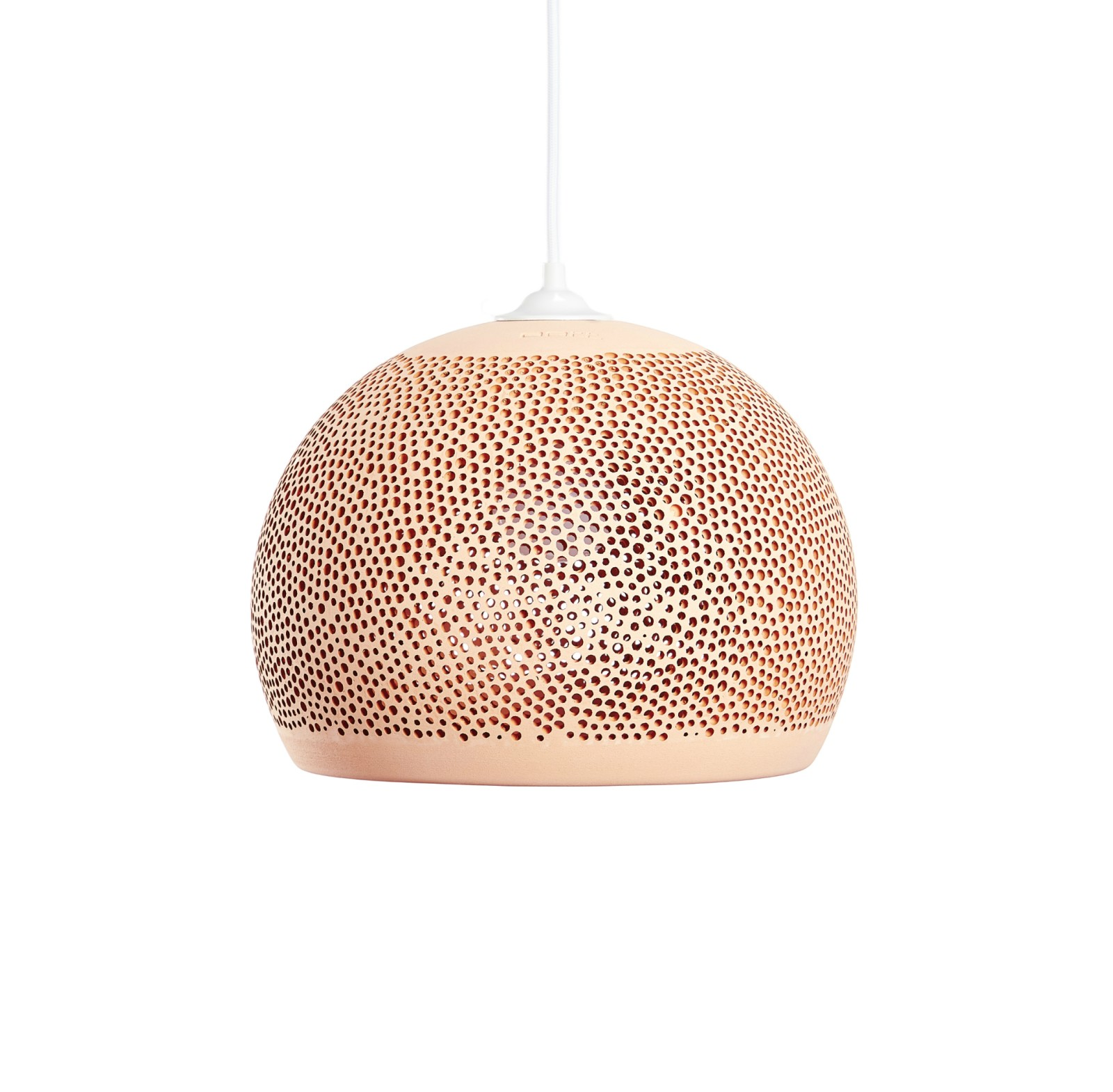 SpongeUp! Pendant Light Beige, 30 cm