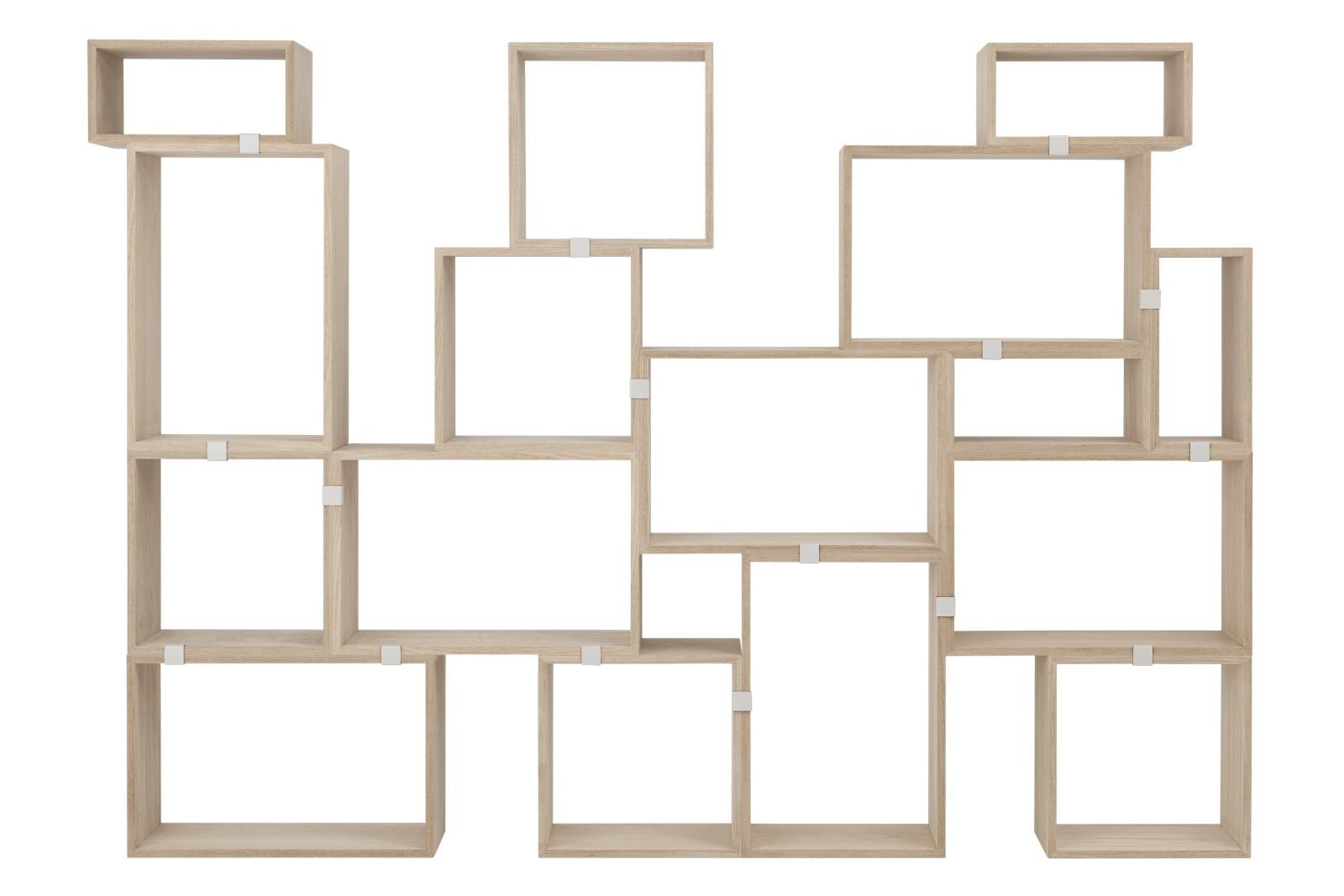 Stacked Storage System 2.0 - Configuration 10 Oak