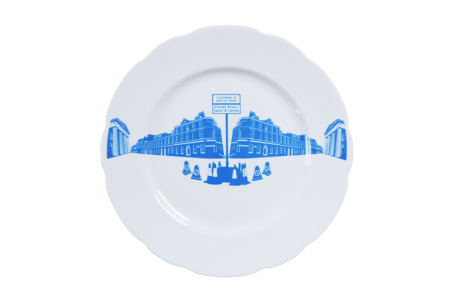 Street View Plate