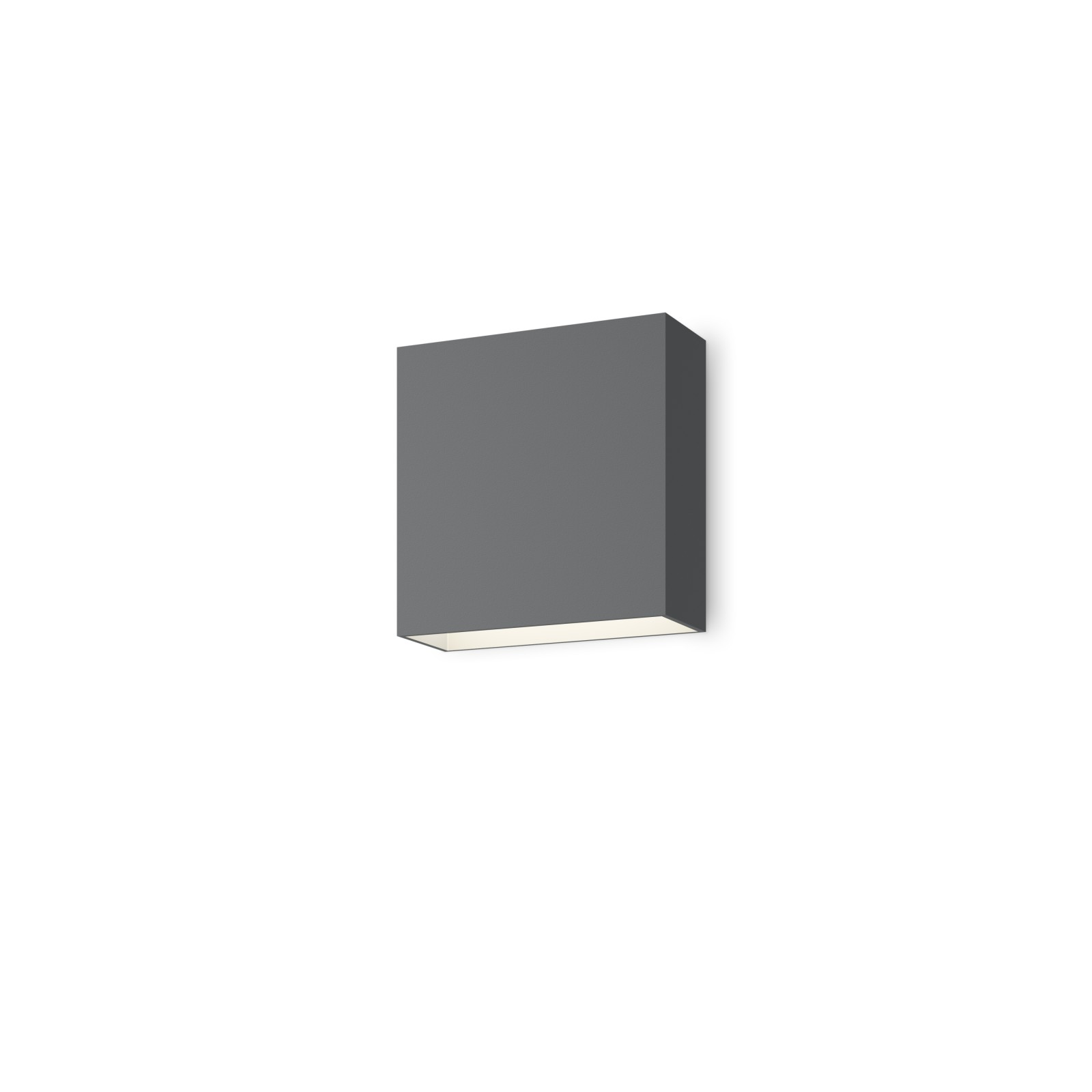 Structural 2600 Wall Lamp Matt grey lacquer