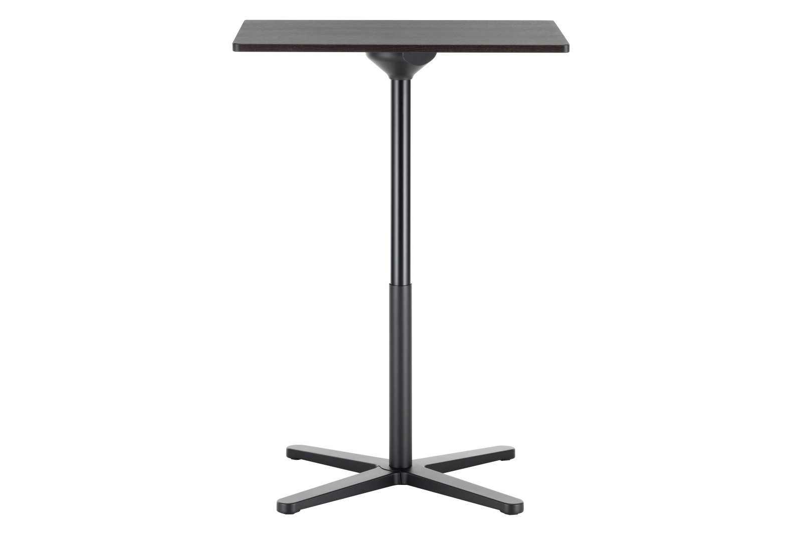 Super Fold Rectangular Stand-up Table Dark oak veneer