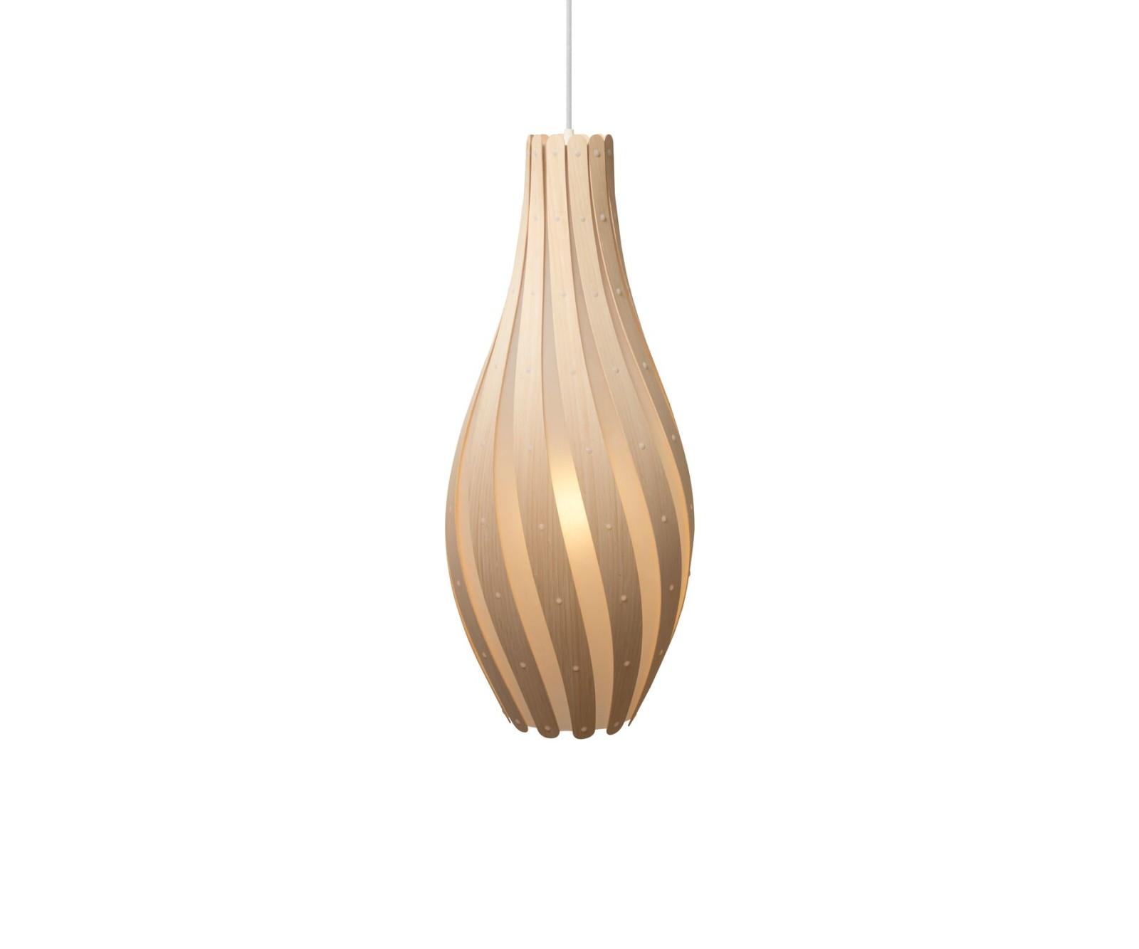 Swish Pendant Light Natural, Small