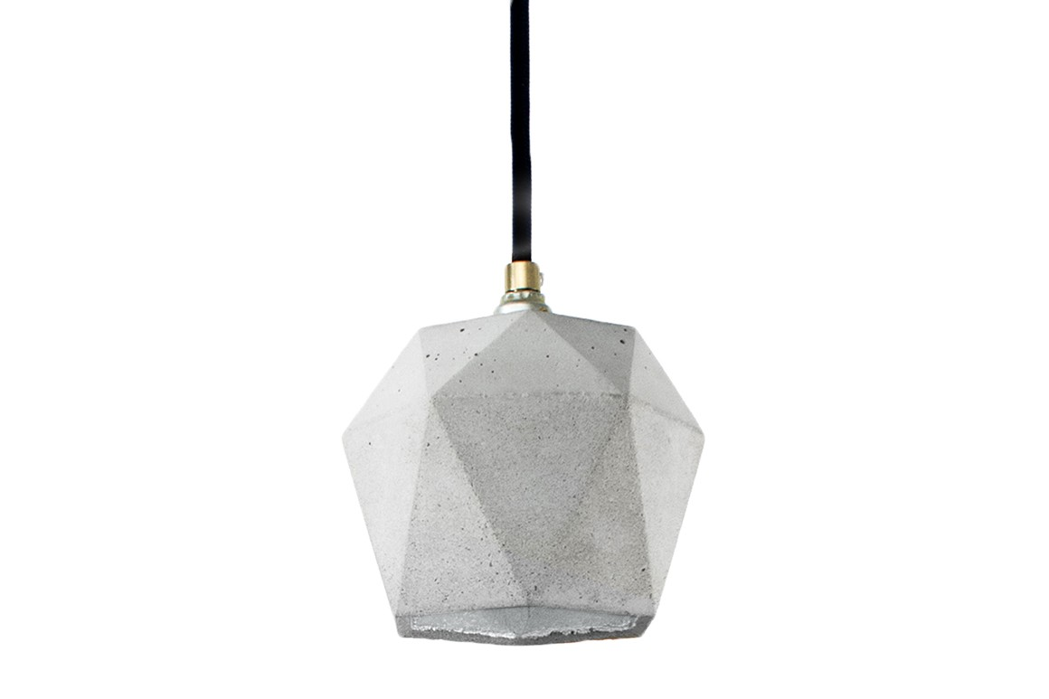 [T2] Pendant Light Light Grey/Silver