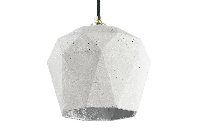[T3] Pendant Light Light Grey/Silver