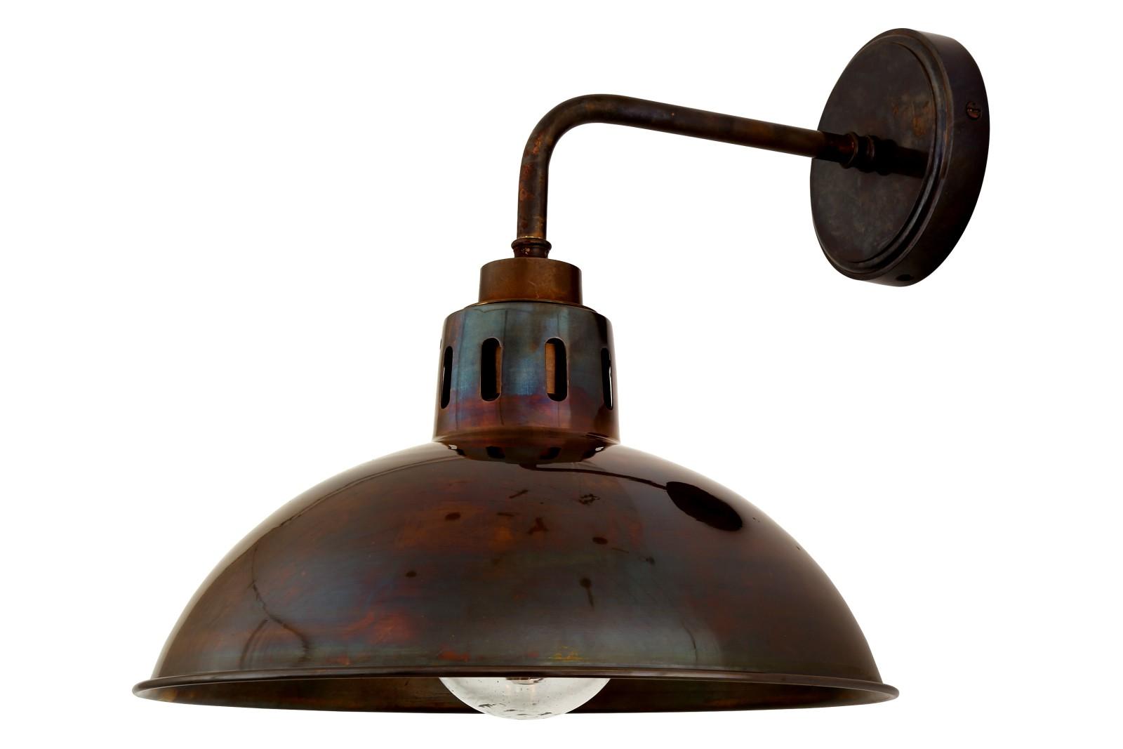 Talise Wall Light Antique Brass
