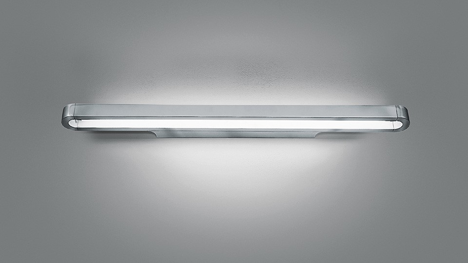 Talo (90, 120, 150) LED Wall Light 90.5, Silver, No