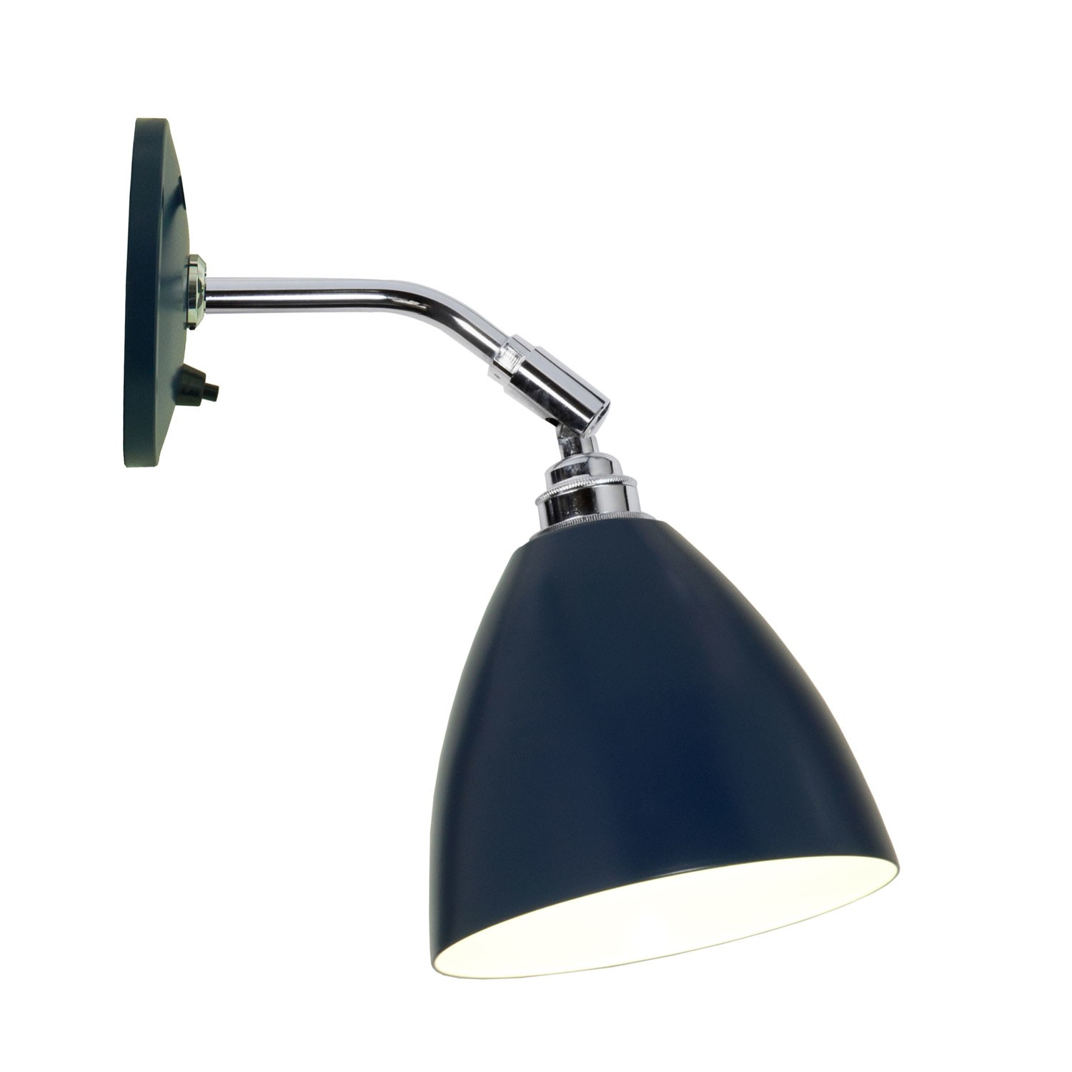 Task Short Wall Light Blue