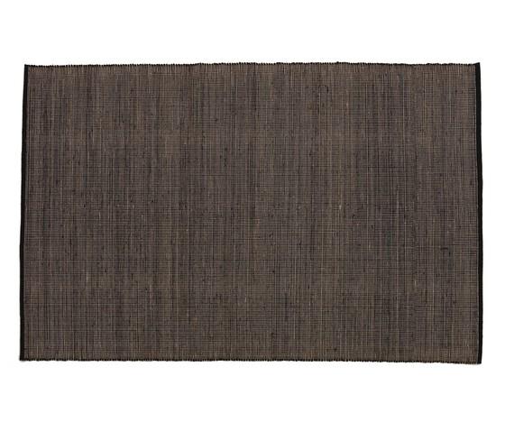 Tatami Rug Black, 170 x 240 cm