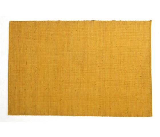 Tatami Rug Yellow, 170 x 240 cm