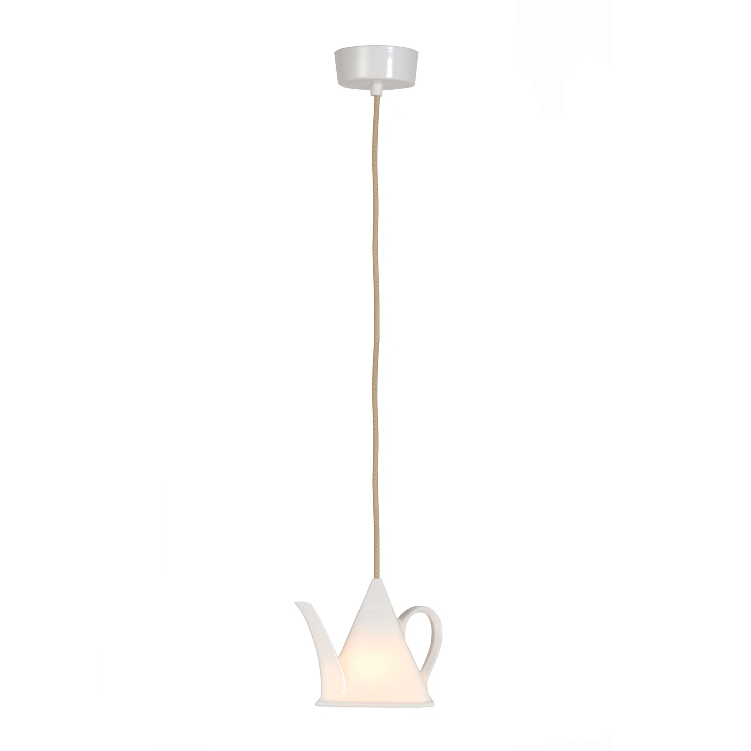 Teapot 0 Pendant Light