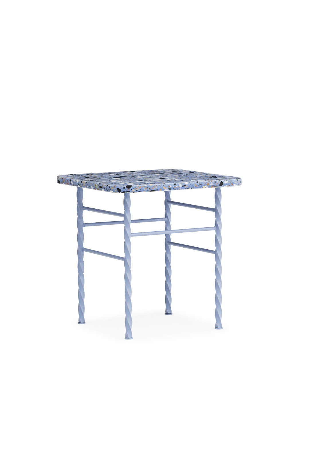 Terra Table Small Blue