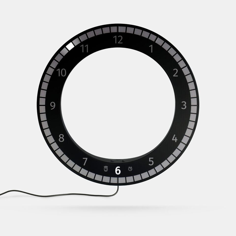 The Only Clock The Only Clock // Black & Black