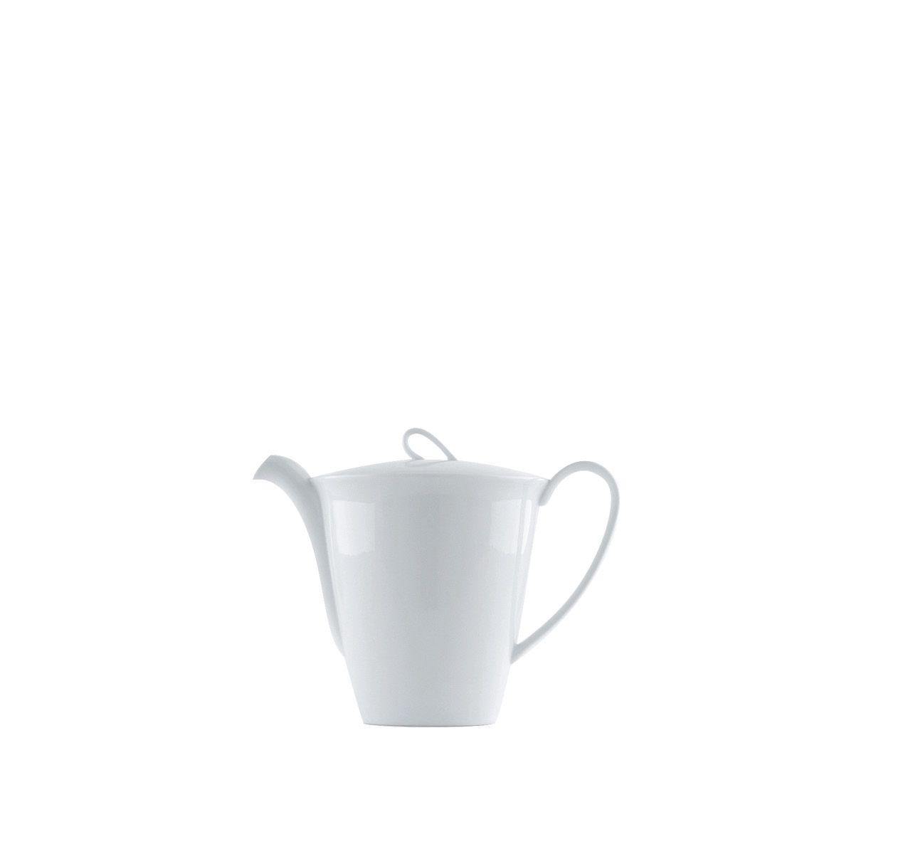 The White Snow - Tea Pot Porcelain