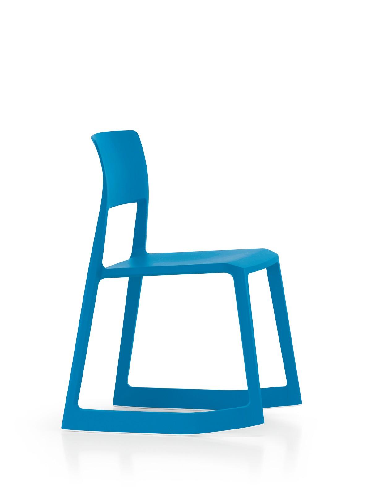 Tip Ton Chair 37 Glacier Blue