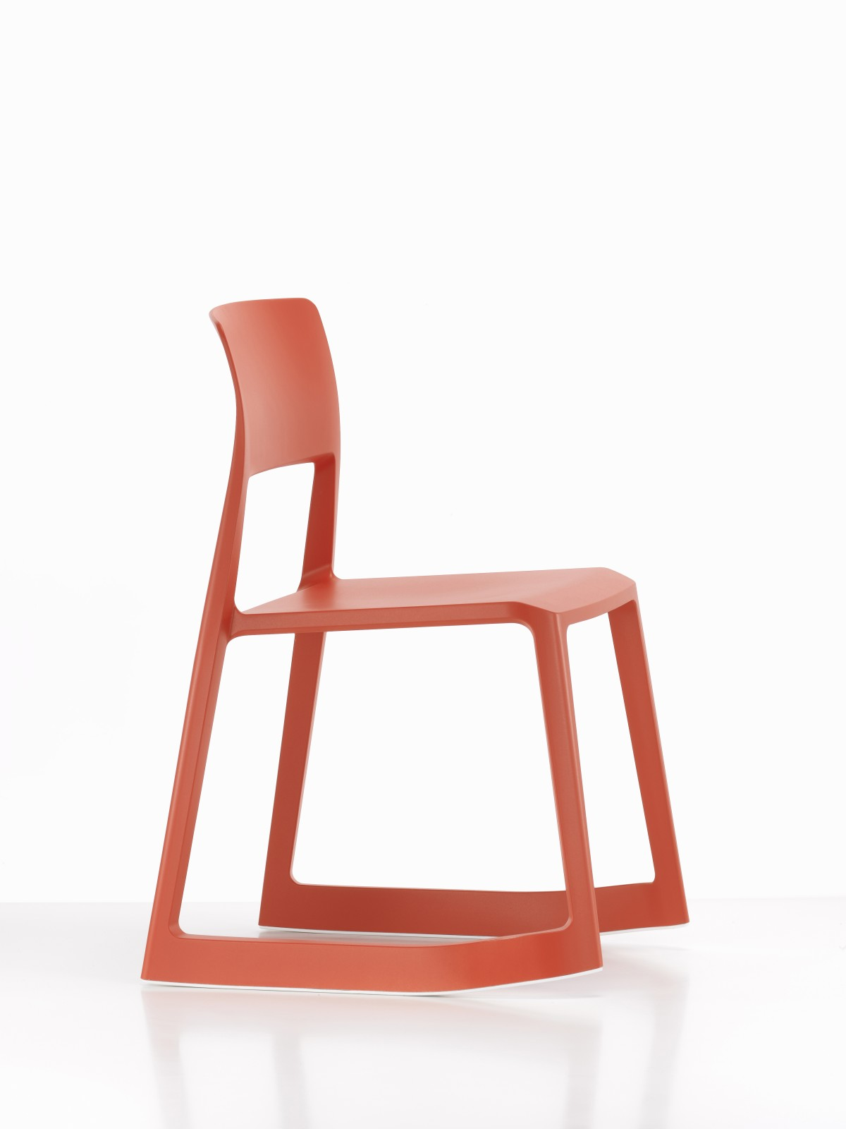Tip Ton Chair 03 Poppy Red