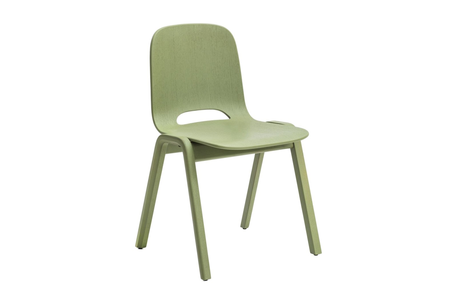 Touchwood Chair Olive Green