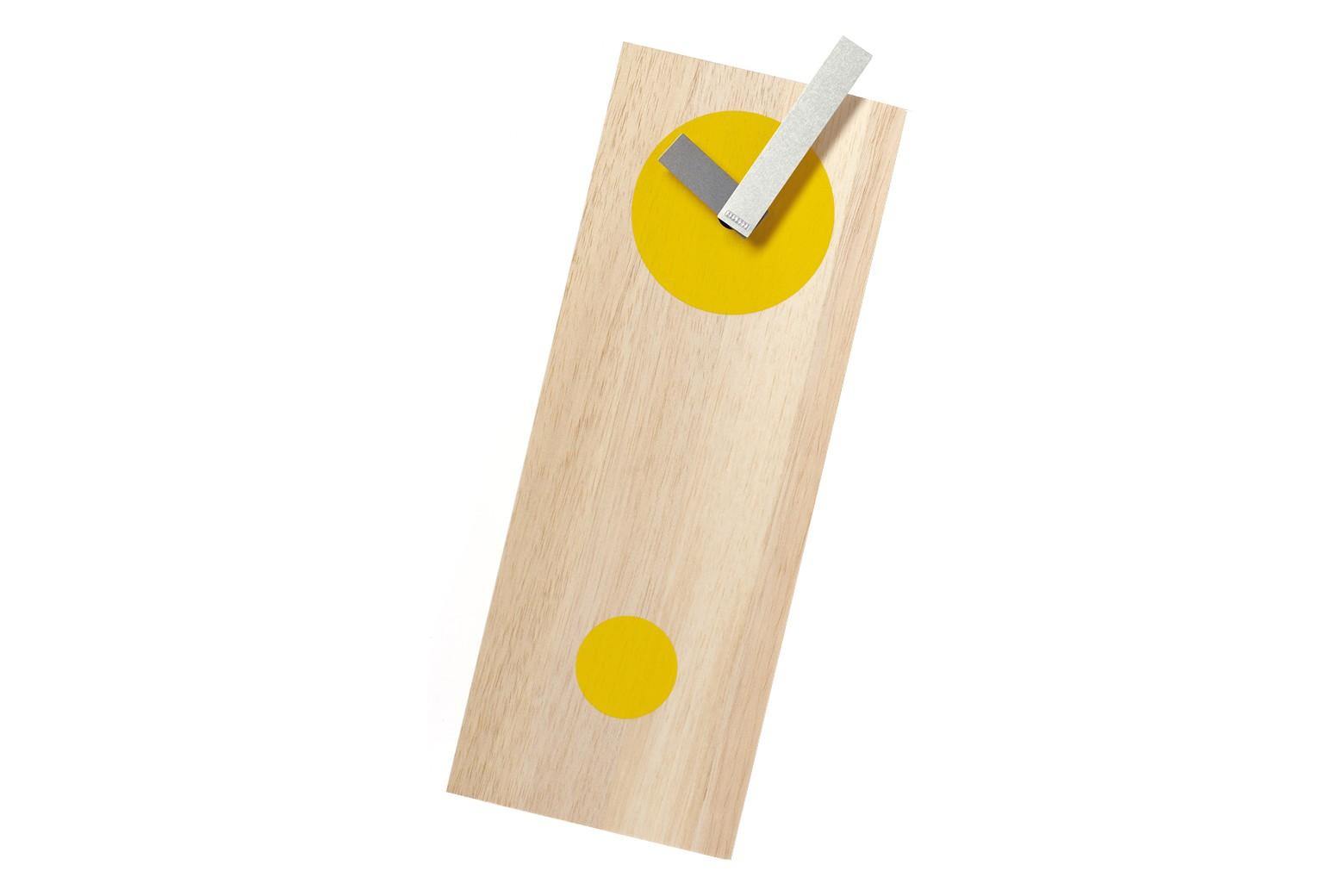 Toymaker's Clock Yellow