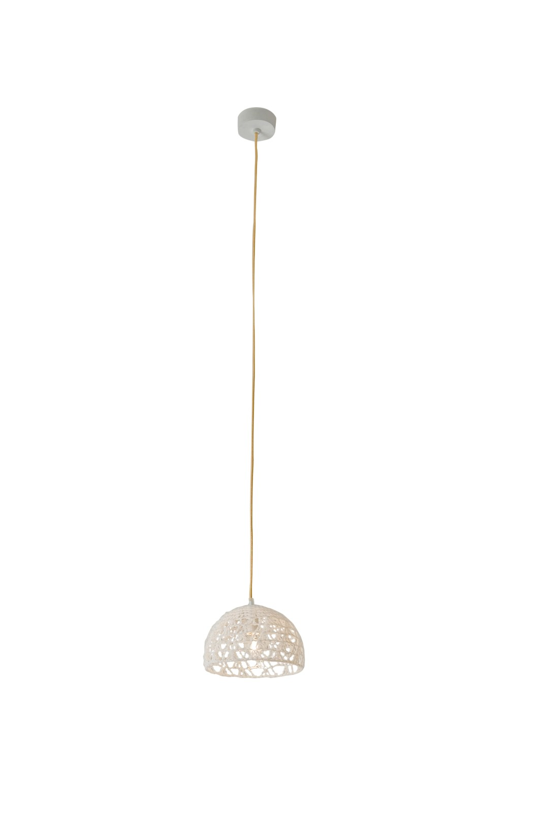 Trama 2 Pendant Light Gold