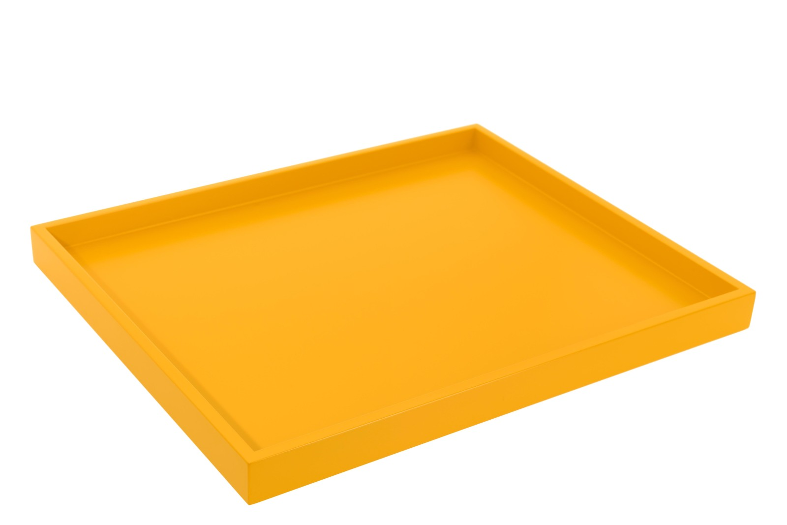 Tray Little 35 Indian Yellow