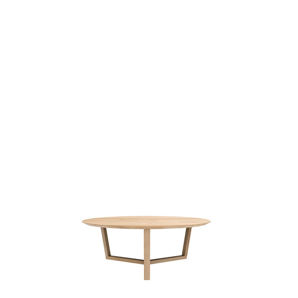 Tripod Coffee Table Oak