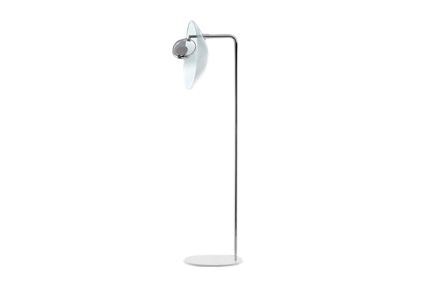 Trix Floor Lamp Transparent
