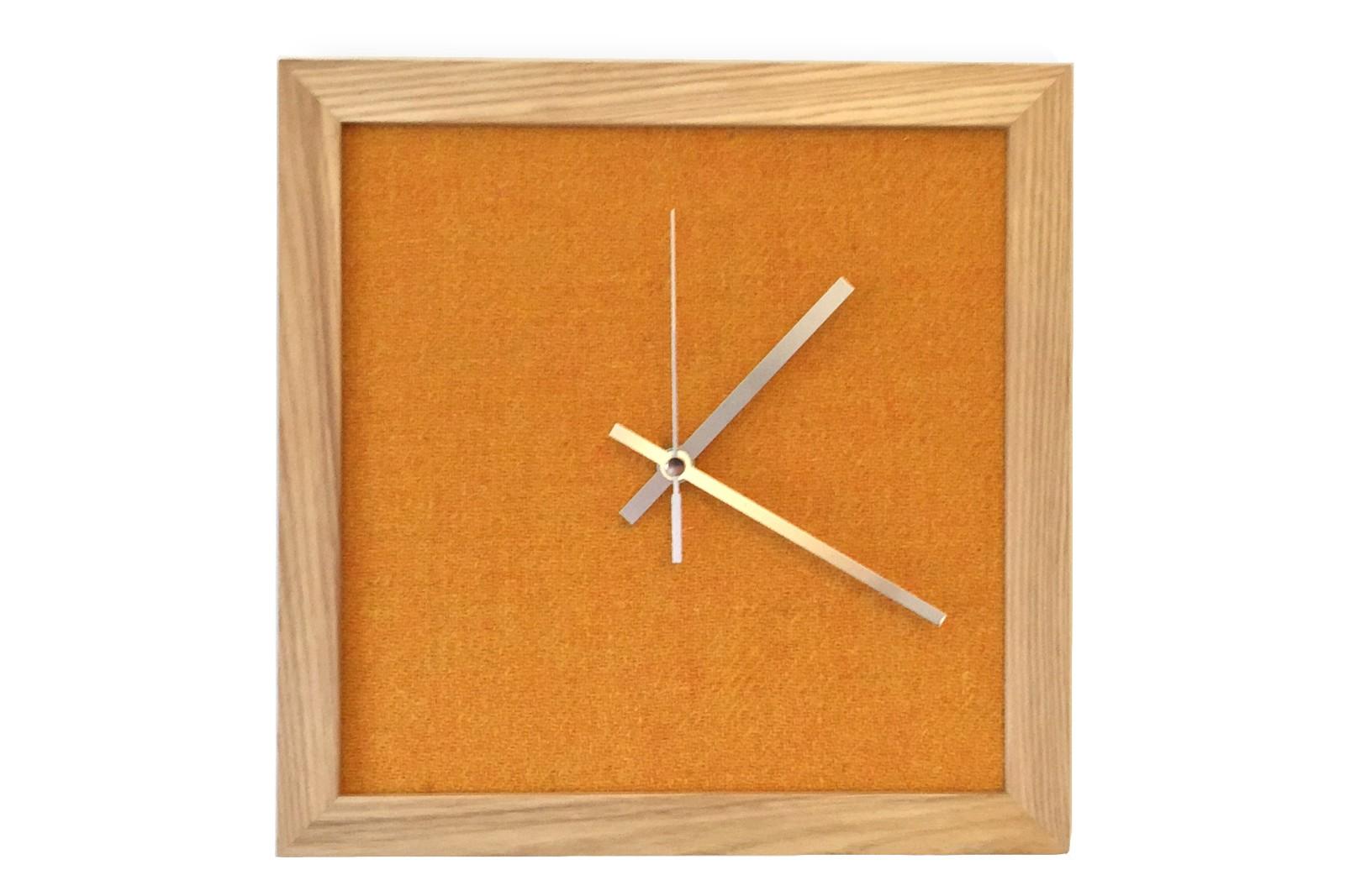 Tweed Wall Clock Eileen