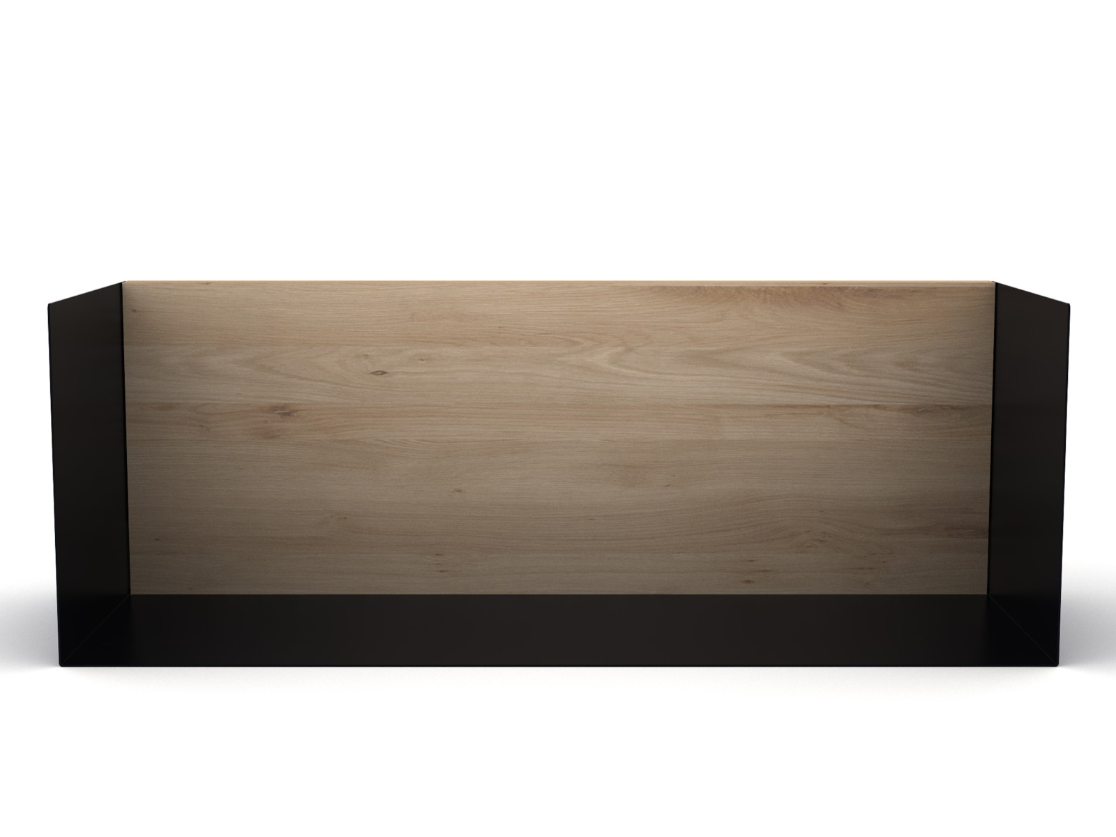 U Shelf Black, Medium