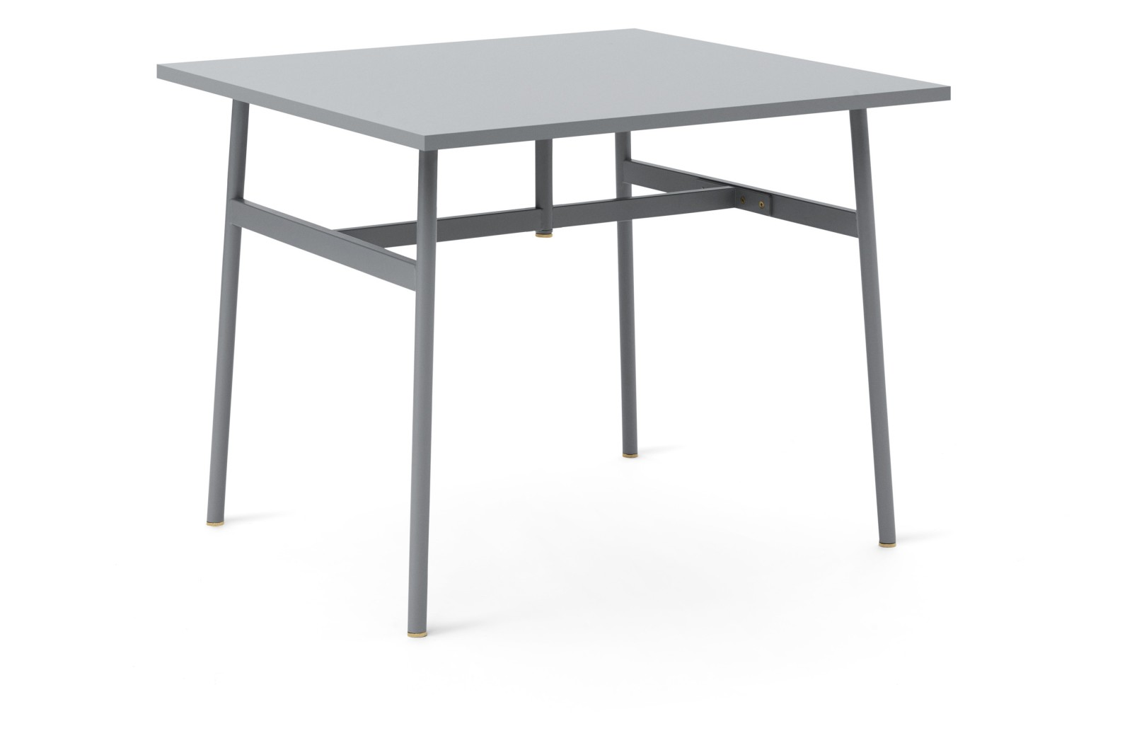 Union Rectangular Dining Table Grey, 90