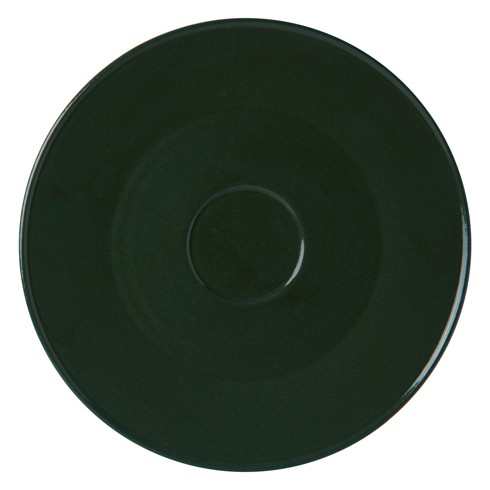 Unison Ceramic Big Plate Teal