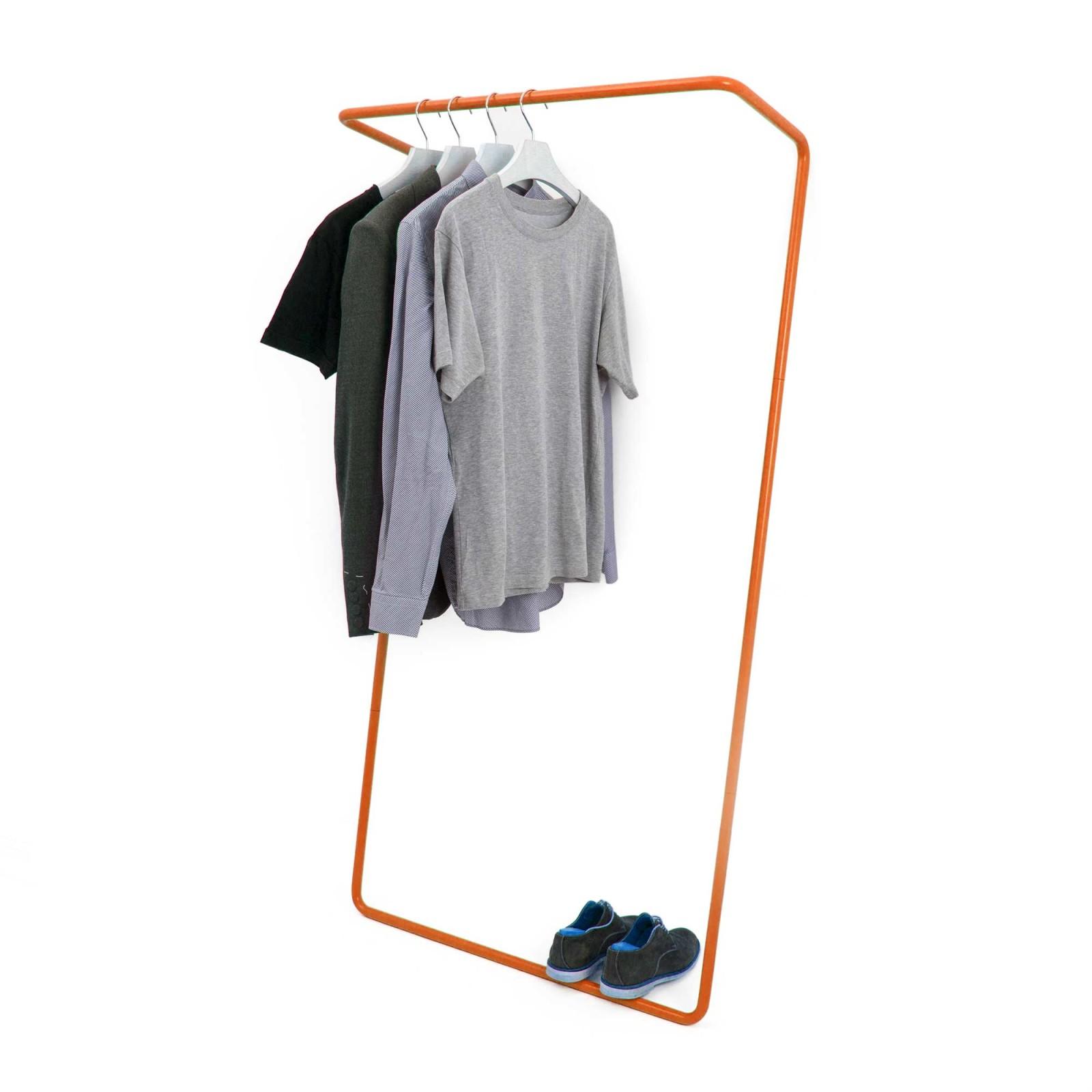 Untitled Rail Hanger Orange, Large