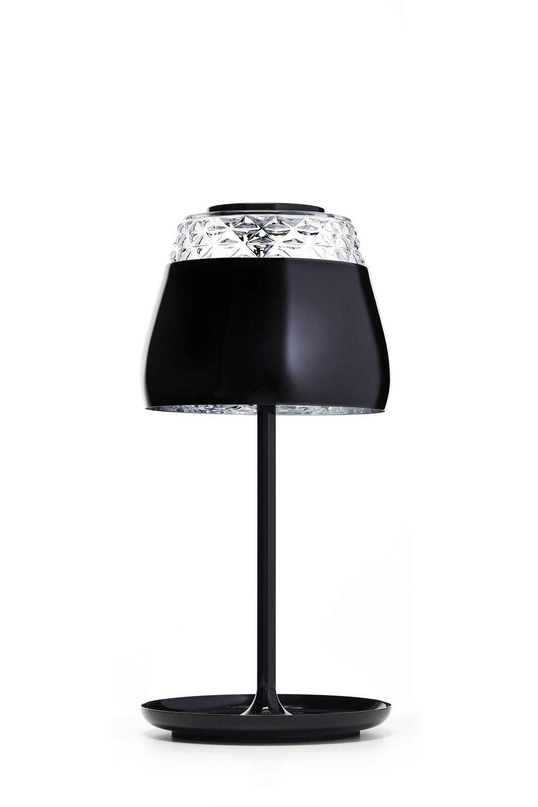 Valentine Table Lamp Black