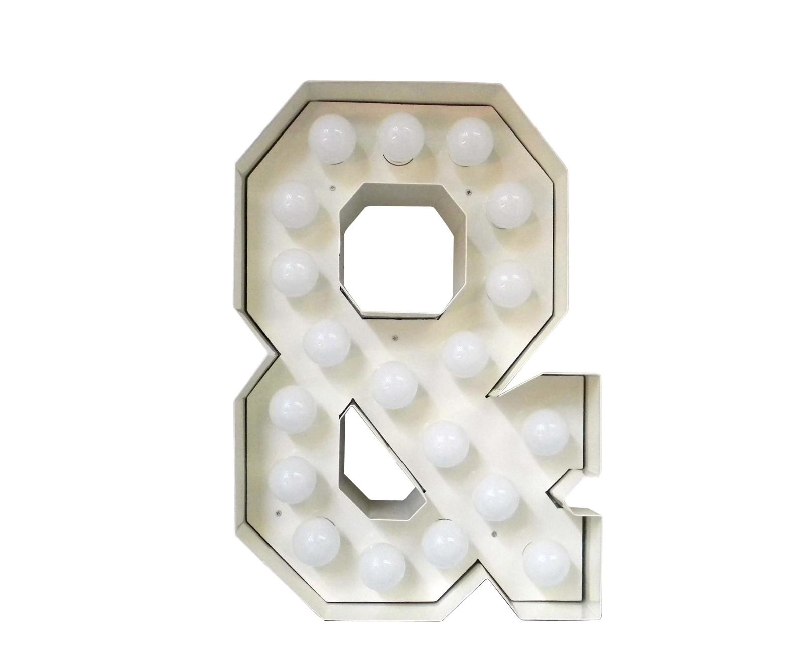 Vegaz Alphabet Lamp &