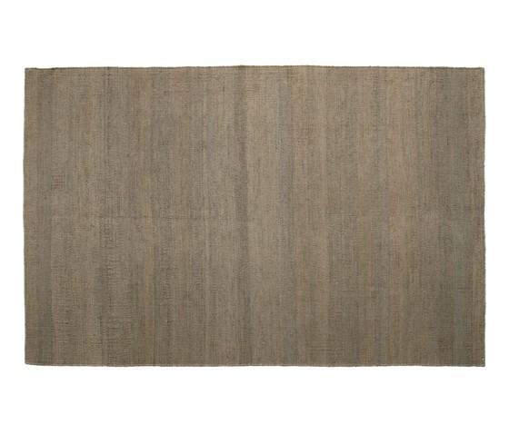 Vegetal Rug Greenish grey 200 x 300 cm