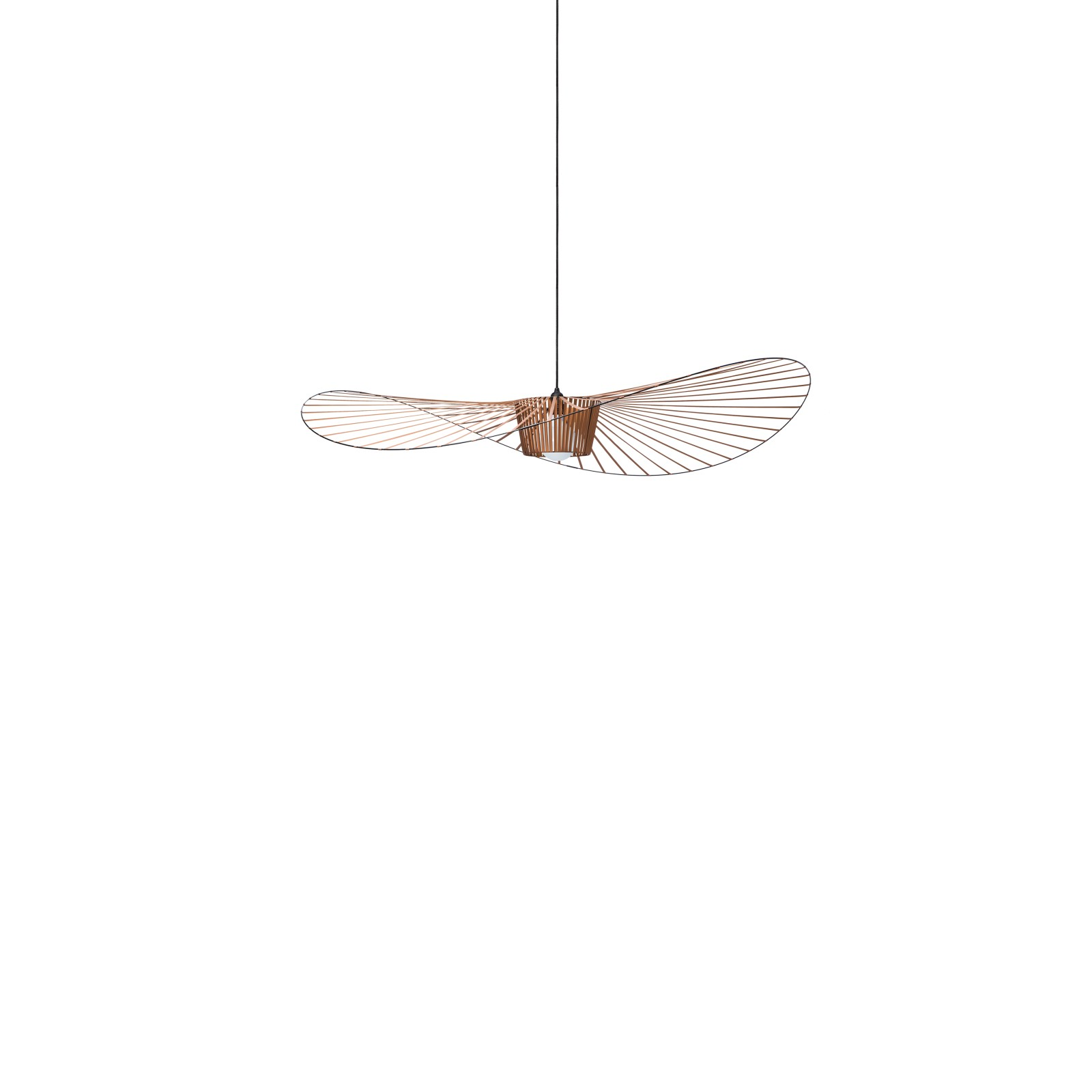 Vertigo Pendant Light Copper, Small