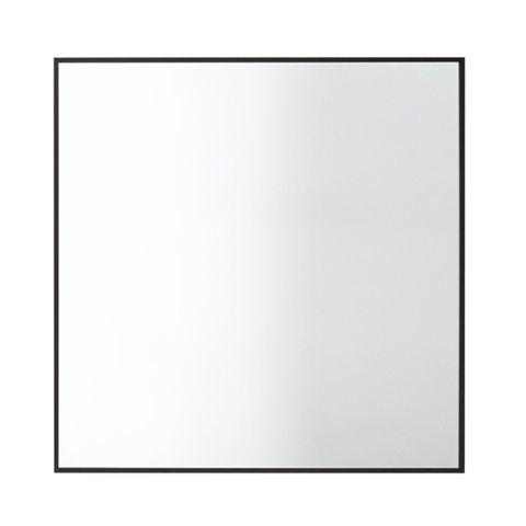View Mirror - Set of 2 56 x 56cm, Black