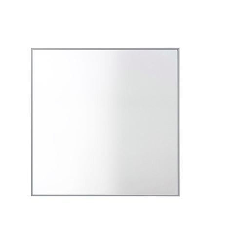 View Mirror - Set of 2 56 x 56cm, Cool Grey