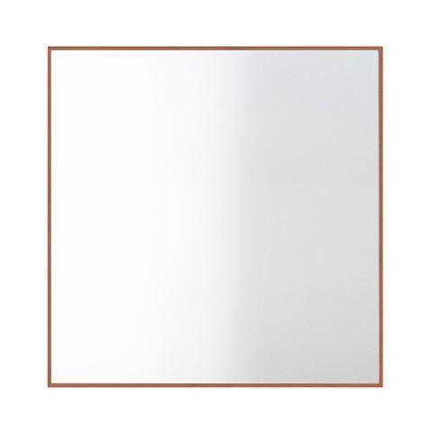 View Mirror - Set of 2 56 x 56cm, Copper