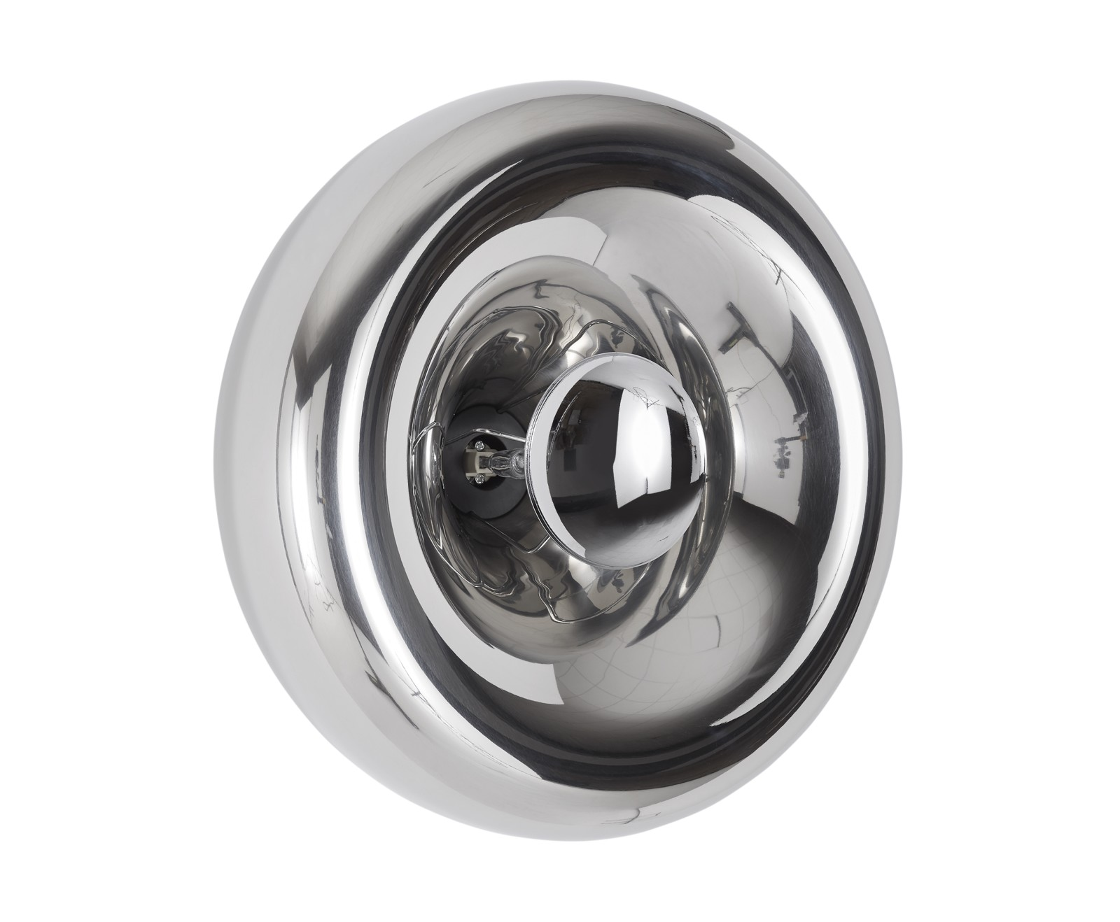 Void Surface Light Stainless Steel
