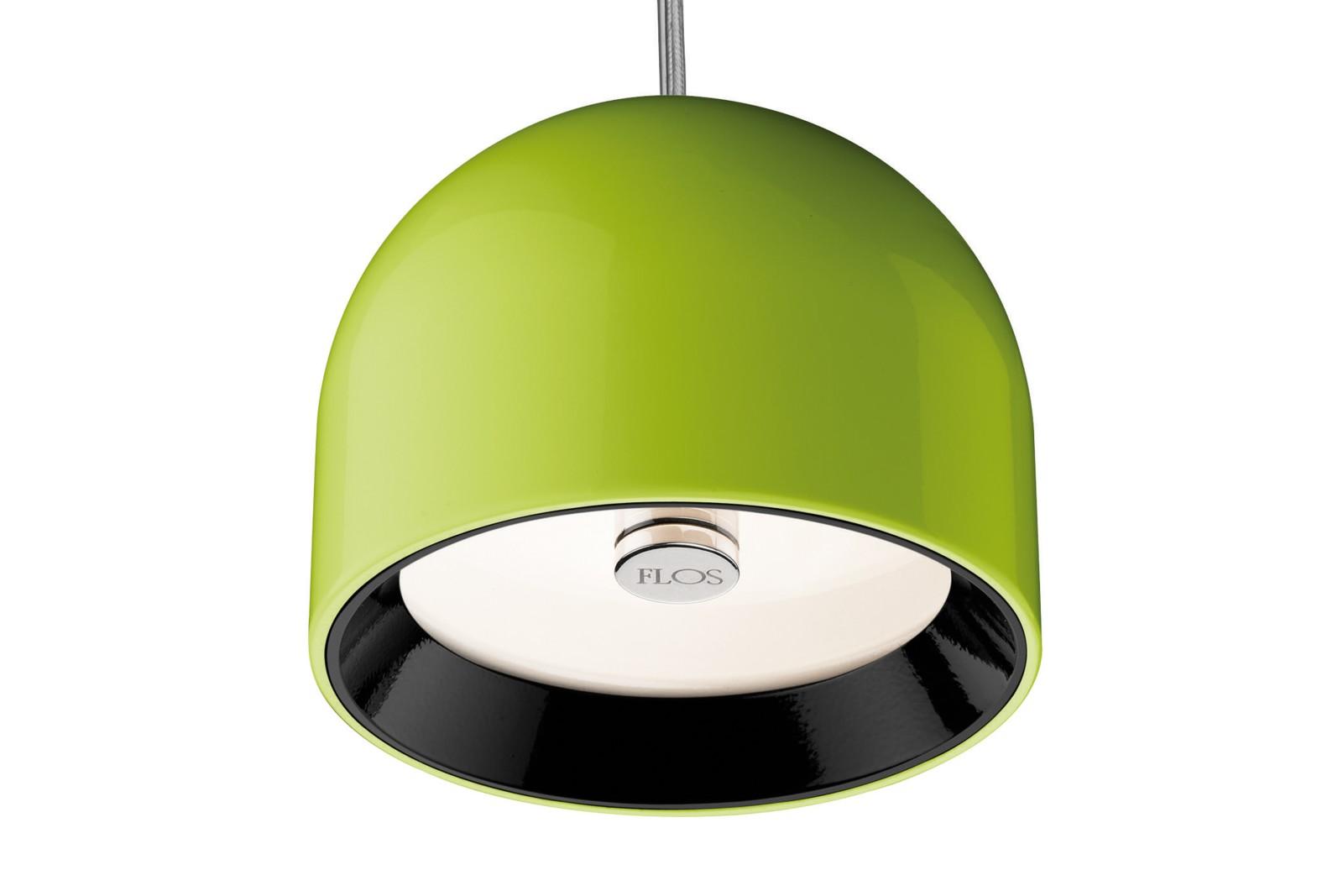 Wan S Pendant Light Green