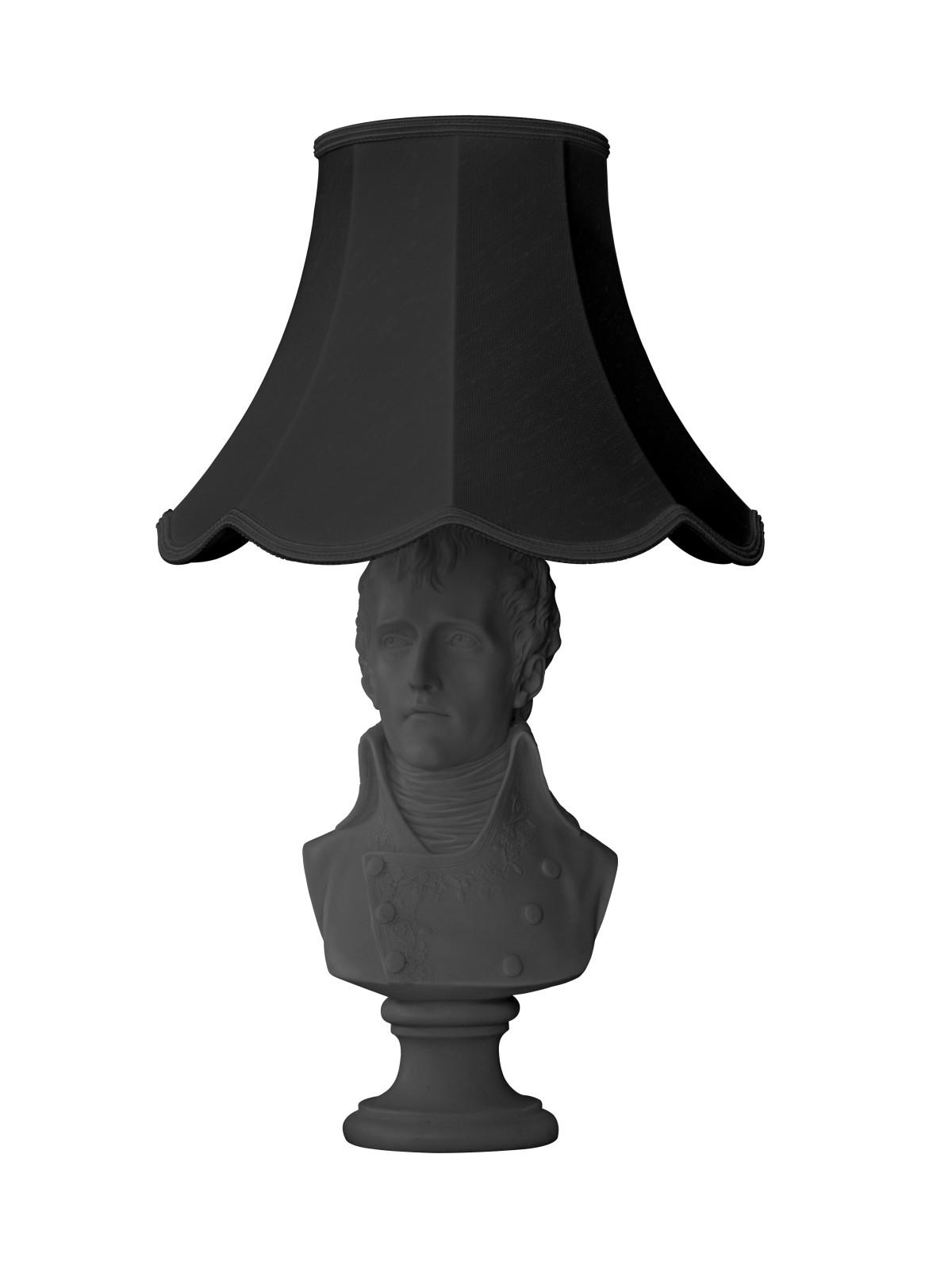 Waterloo Table Lamp Black Waterloo Table Lamp