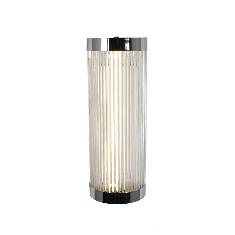 Wide Pillar Wall Light 7210 Chrome