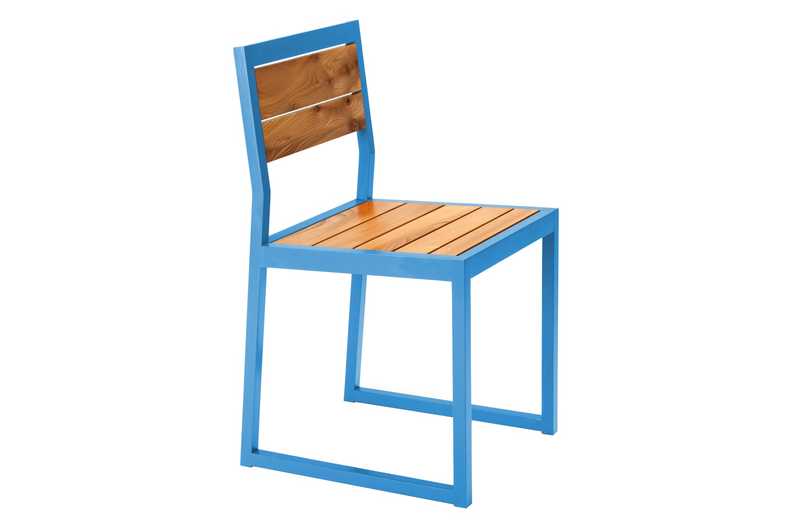Wild Beauty Dining Chair Blue