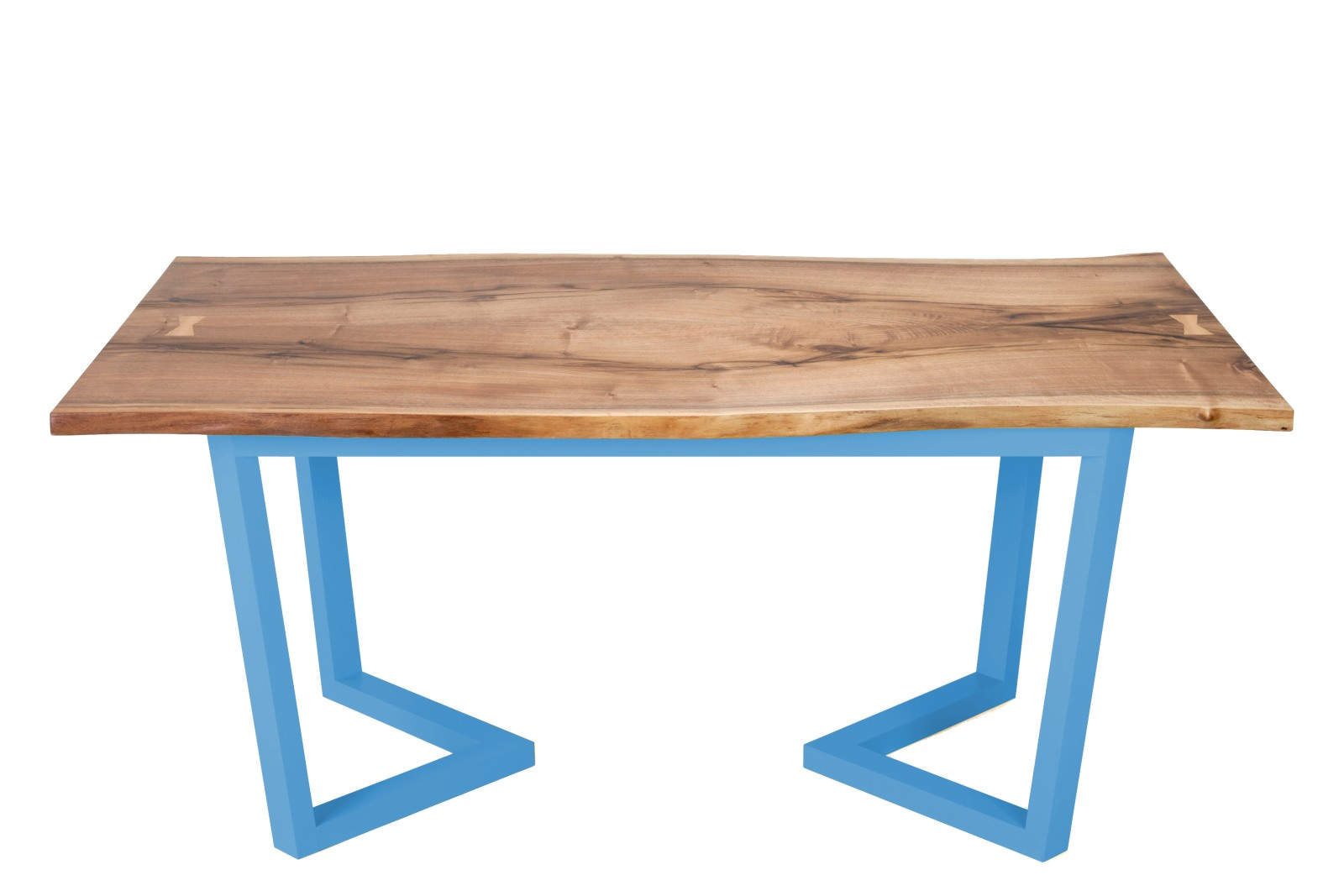 Wild Beauty Dining Table Blue
