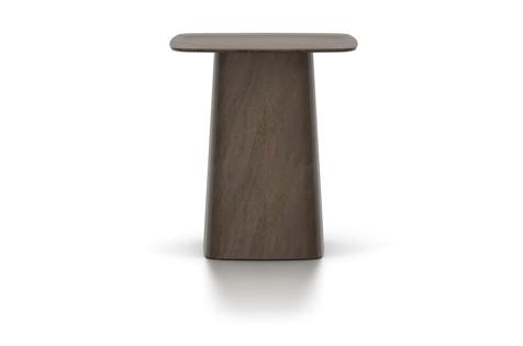 Wooden Side Table Walnut, Medium