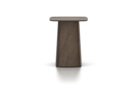 Wooden Side Table Walnut, Small