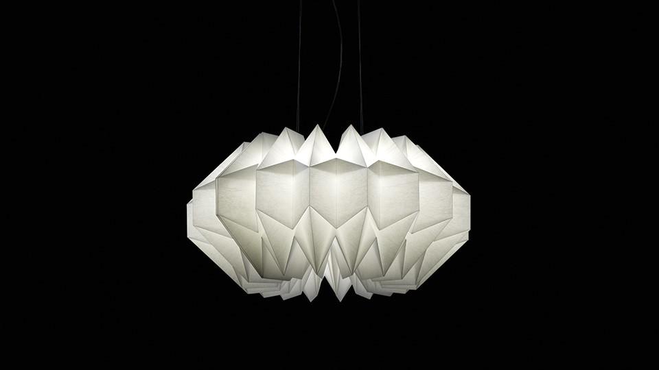 Wuni Pendant Light White